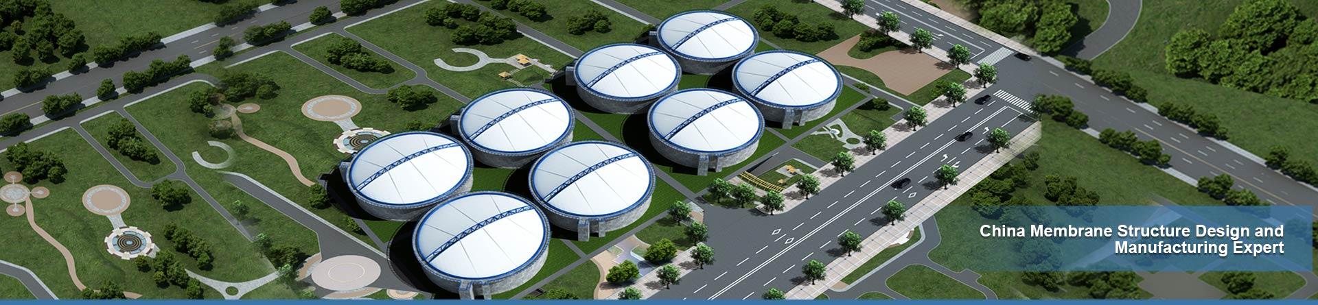 Sewage Membrane Structure