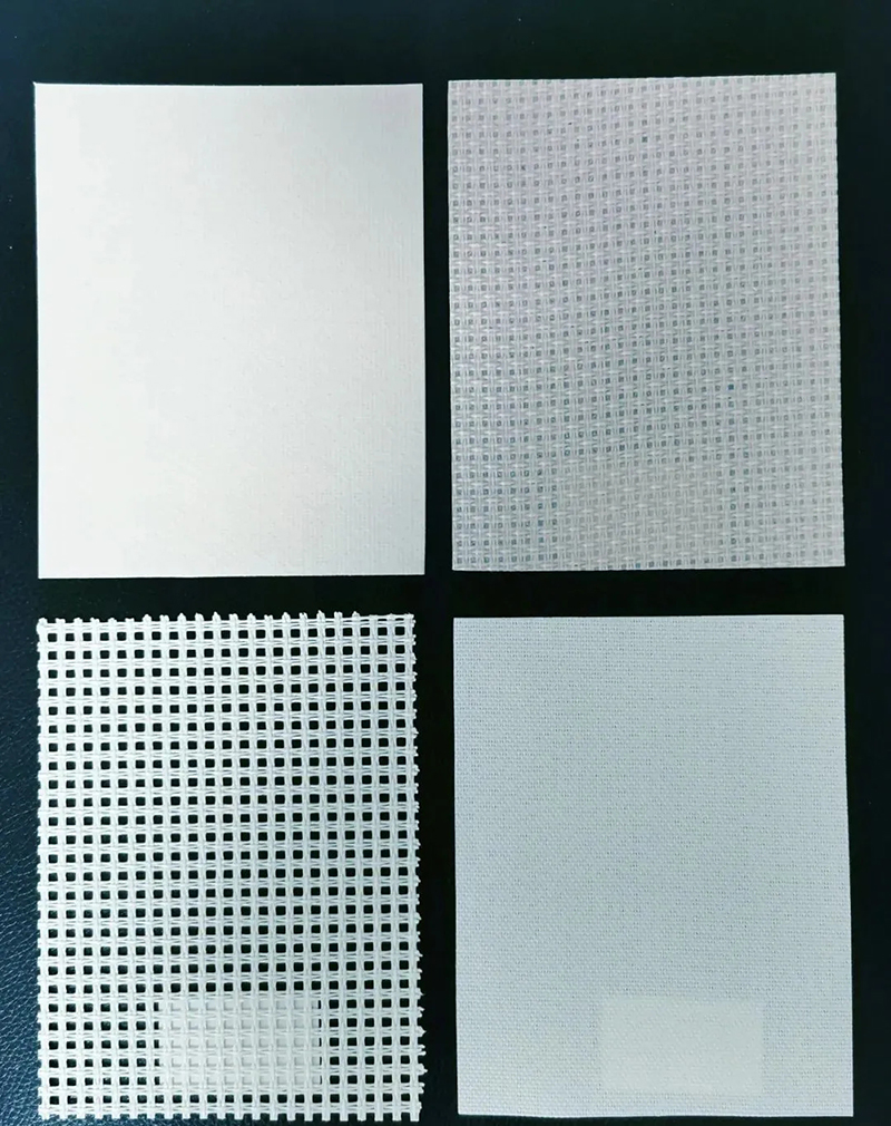Membrane materials: outer membrane, high permeability membrane, mesh membrane, sound-absorbing membrane