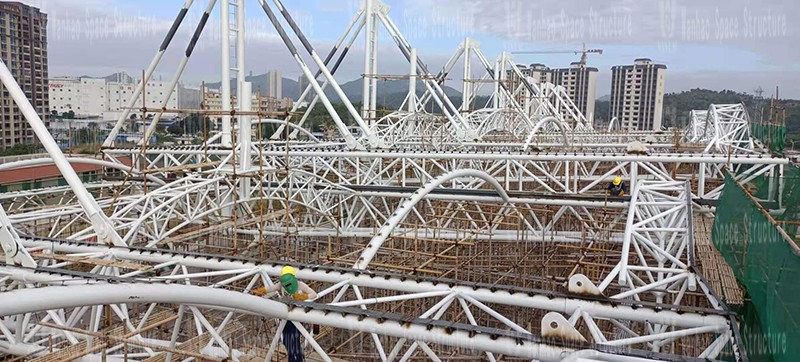 Shanwei Sports Center (Phase I) Project Track and Field Field Membrane Structure Project