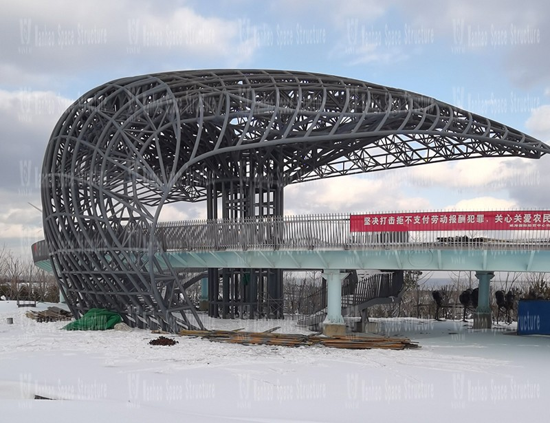 Weihai Economic and Trade Exchange Center Project