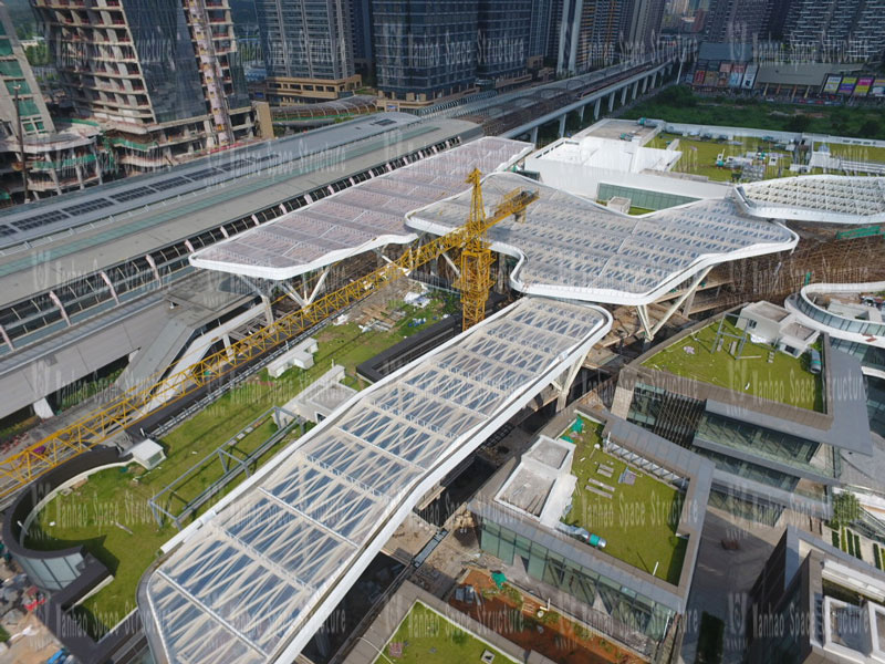 What are the advantages and disadvantages of ETFE membrane structure membrane materials? Why is ETFE membrane structure so popular?cid=23