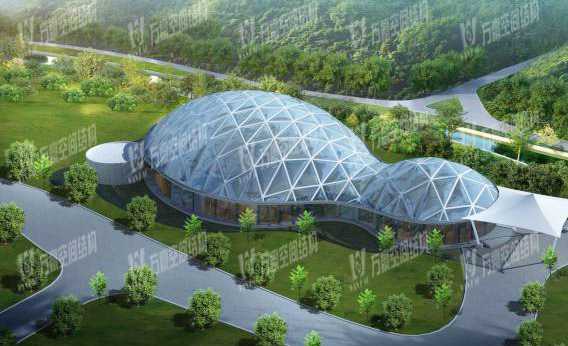 Dongqian Lake Ballroom ETFE Air Pillow Project