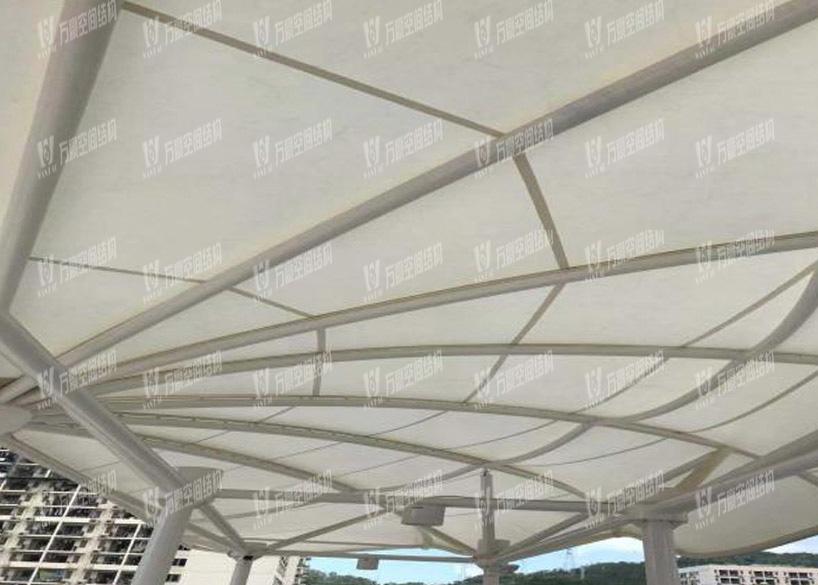 Shenzhen BYD Light Rail Membrane Structure Project