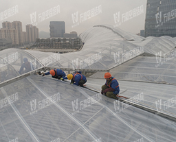 ETFE Tension